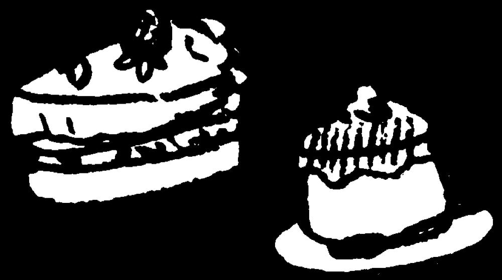 ケーキ Cakesのイラスト