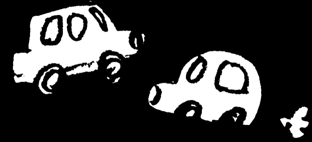 車 Carsのイラスト