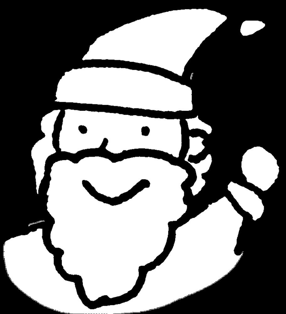 サンタクロース Santa Clausのイラスト