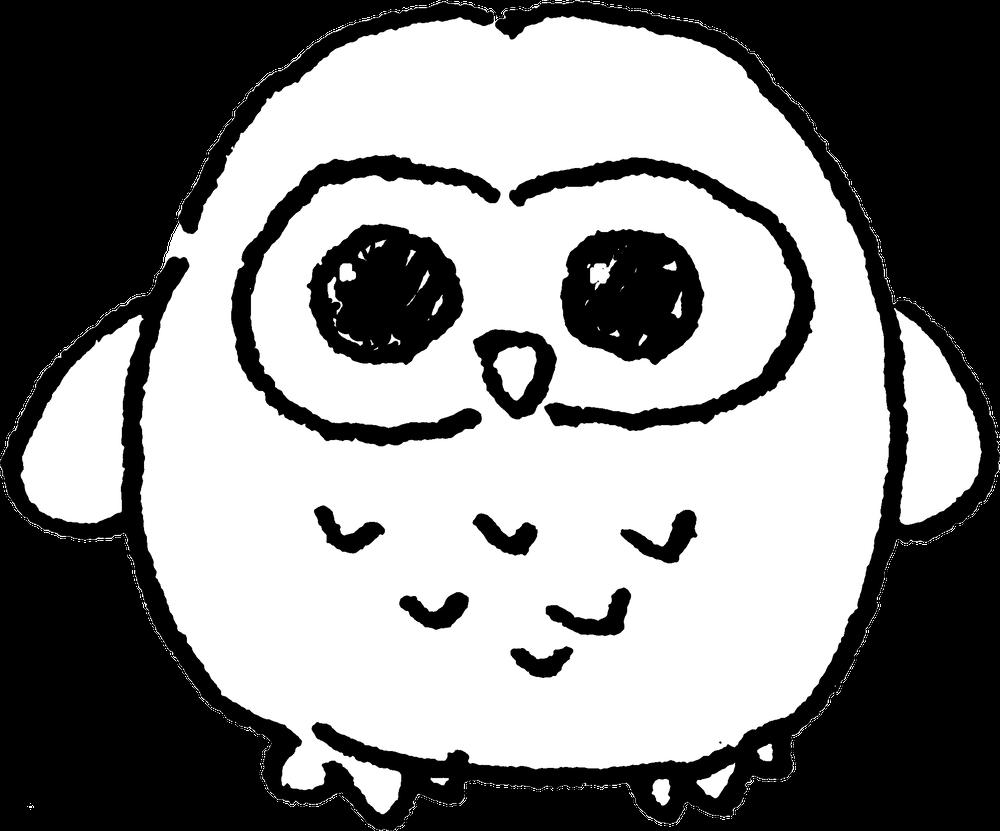 子供ふくろう_child-owl