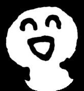 笑顔 Smileのイラスト