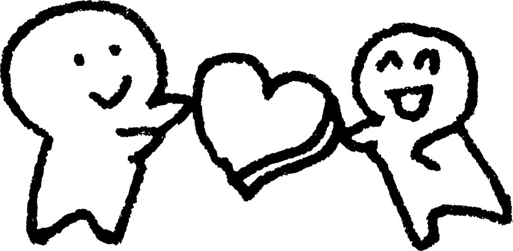 ハートを渡す_heart1