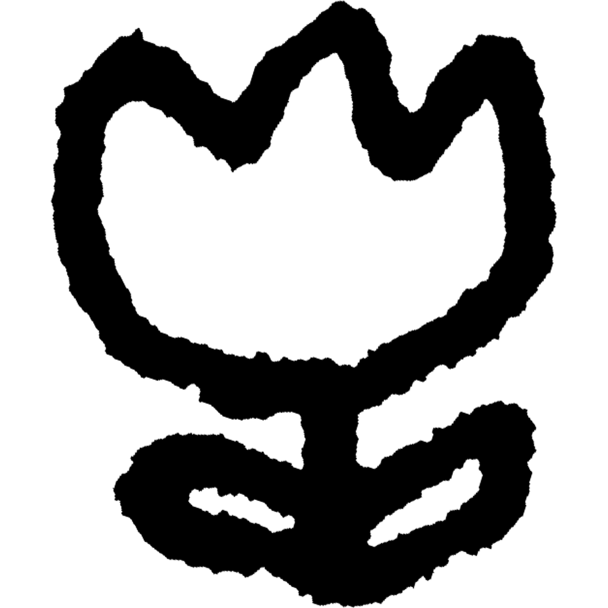 チューリップ_Tulipのイラスト1