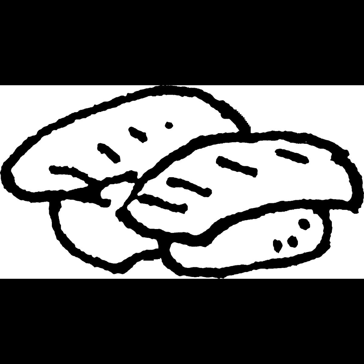 寿司 にぎり 2個のイラスト Sushi Illust
