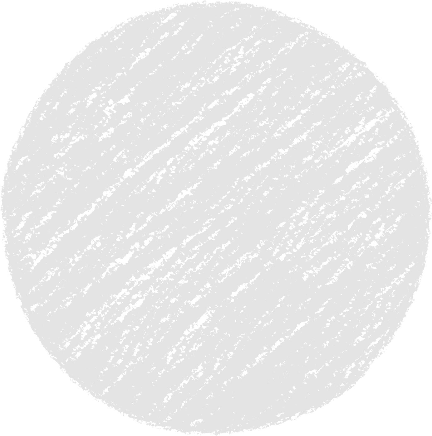 クレヨン塗り背景 ねずみ色 新(グレー)丸 パステル のイラスト sircle_gray