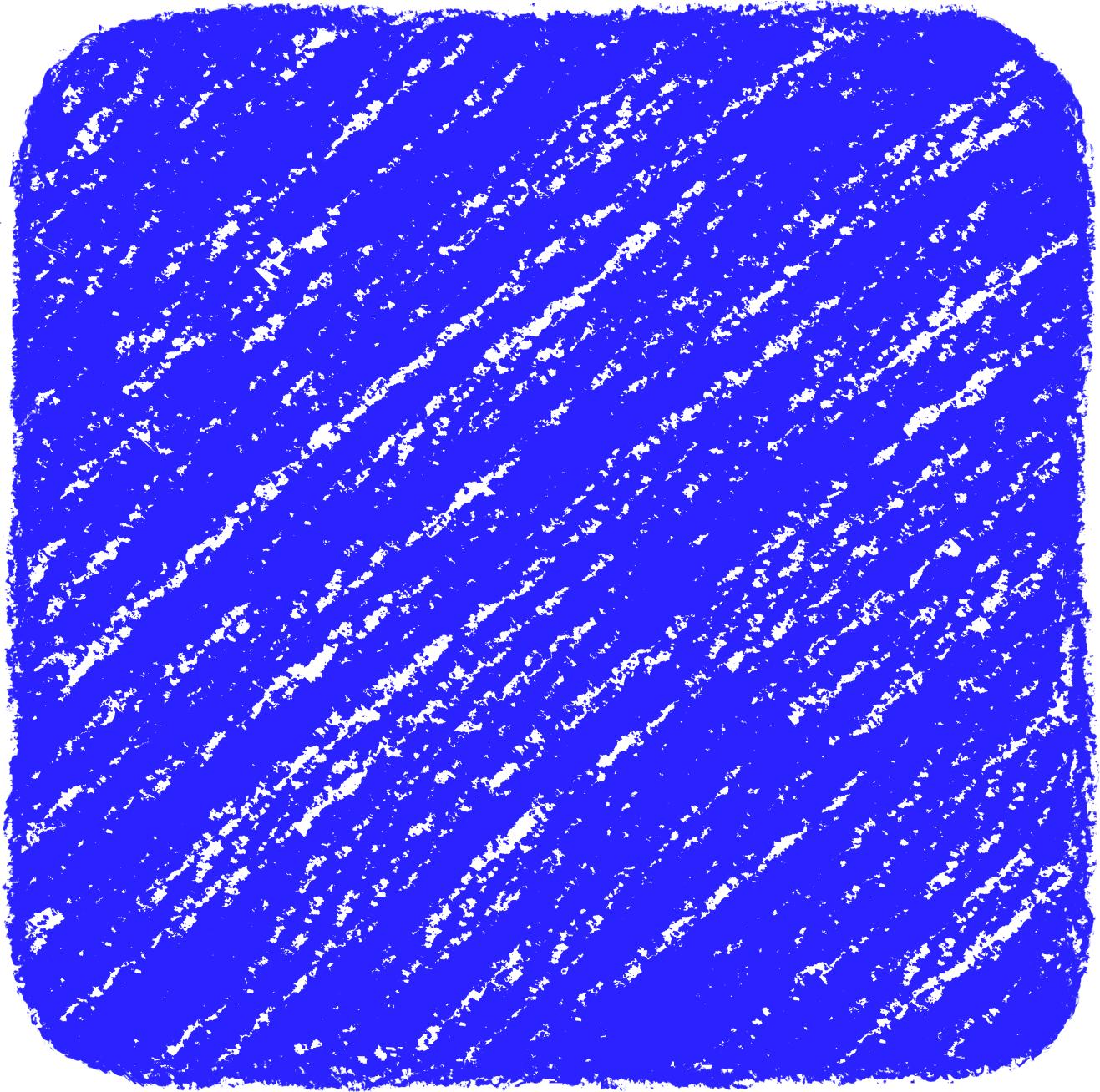 クレヨン塗り背景 紺色 新(ネイビー)四角のイラスト square_navy