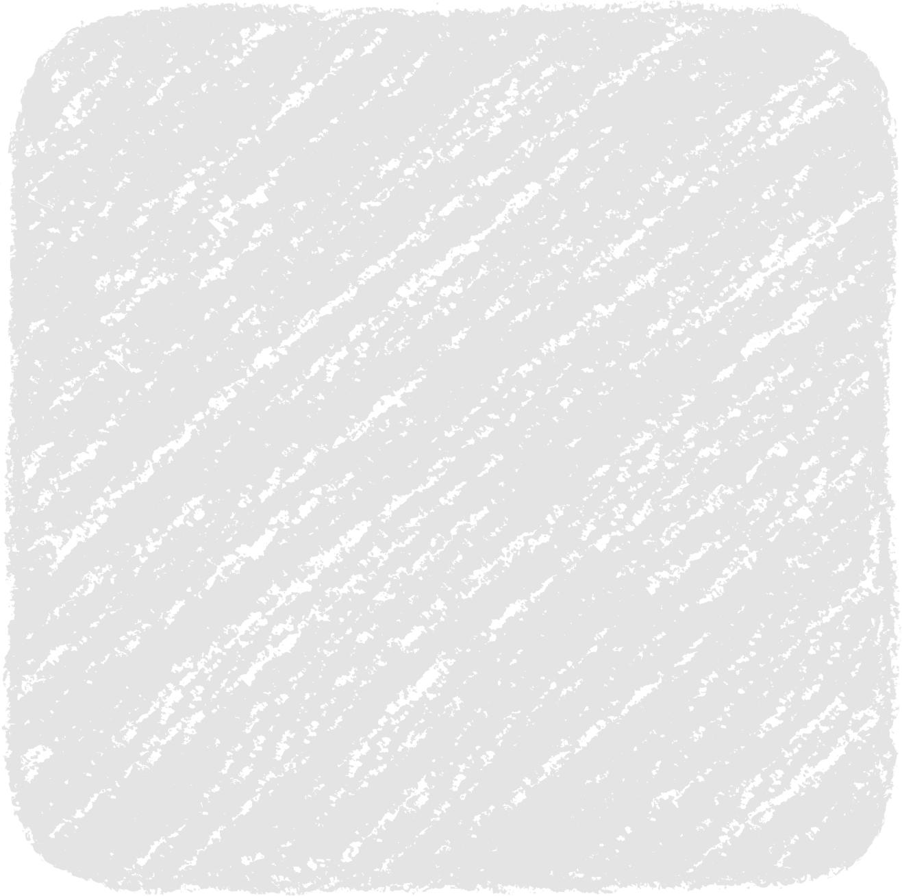 クレヨン塗り背景 パステル ねずみ色 新(グレー)四角のイラスト square_gray