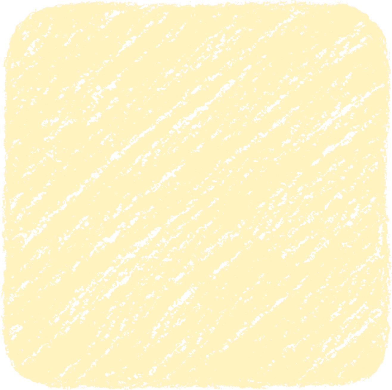クレヨン塗り背景 パステル 黄色 新(イエロー)四角のイラスト square_yellow
