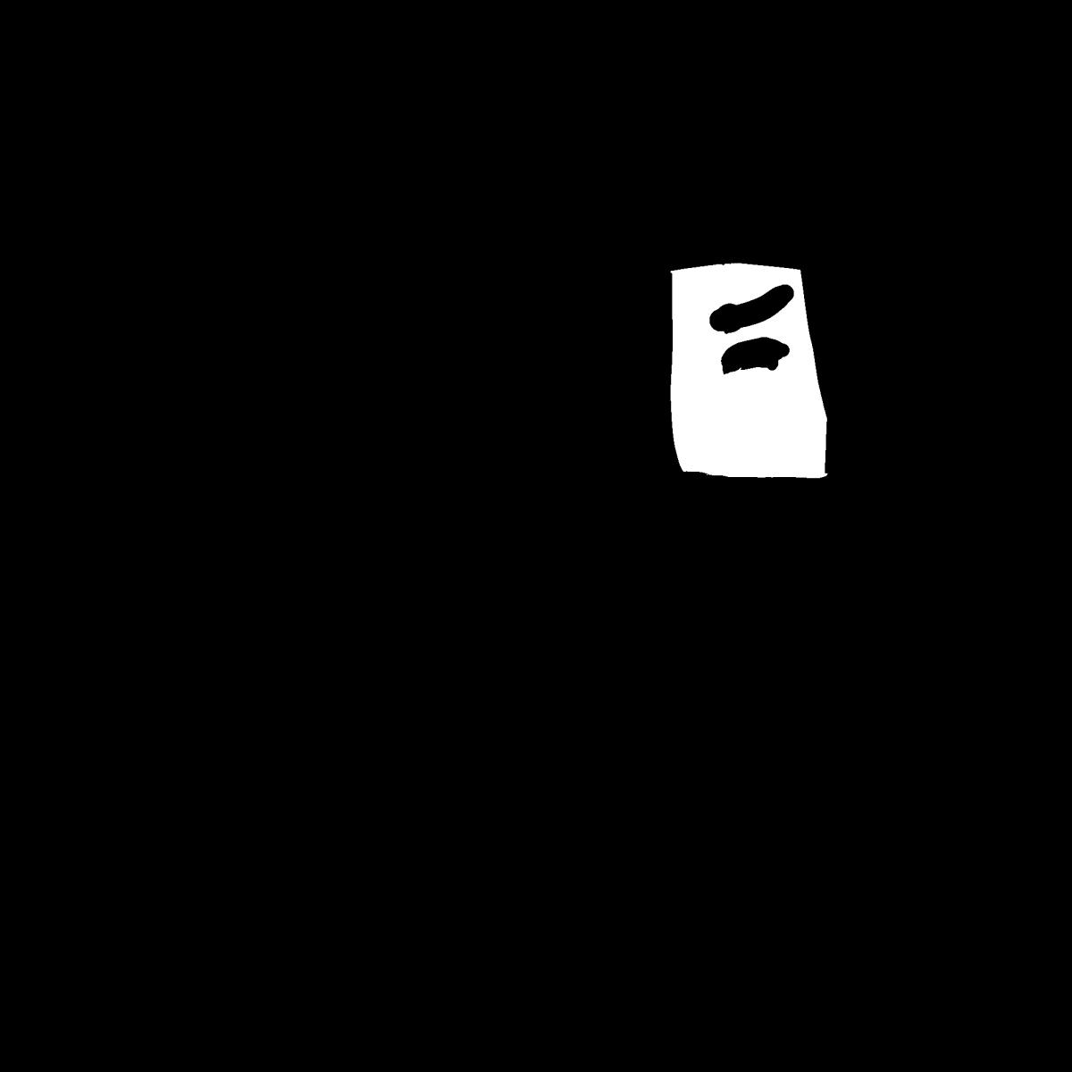 点滴のイラスト / Brip Illustration