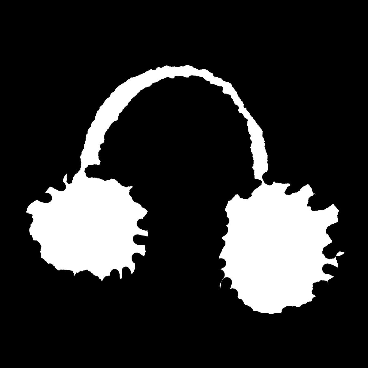 耳当てのイラスト earmuffs  Illustration