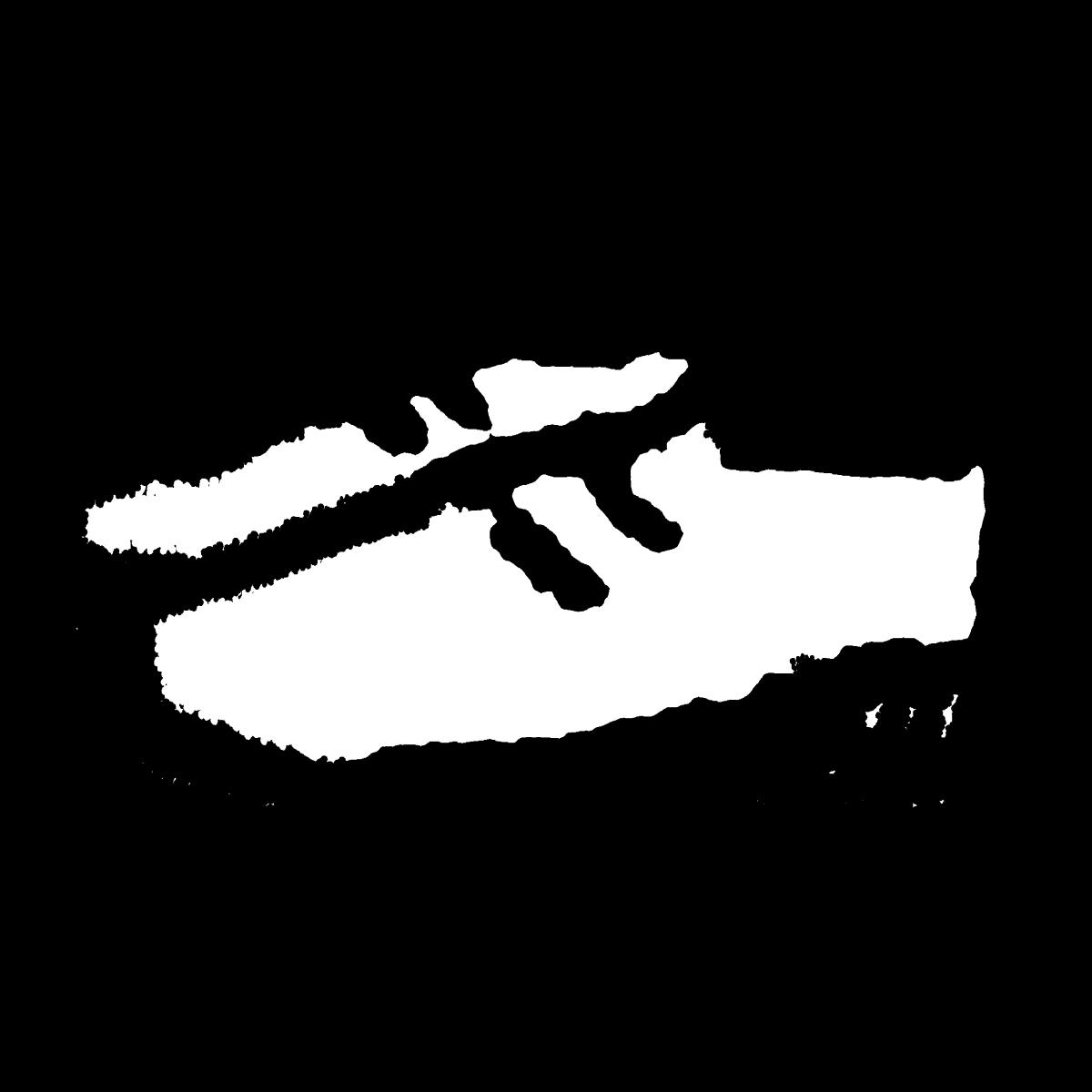 ビジネスシューズのイラスト Business shoes  Illustration