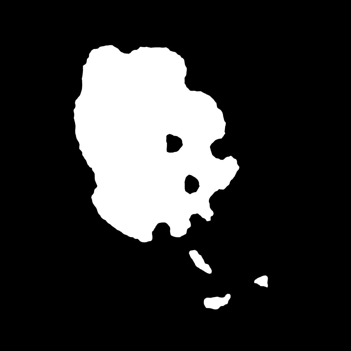 骨つきチキンのイラスト / Bone-in chicken Illustration