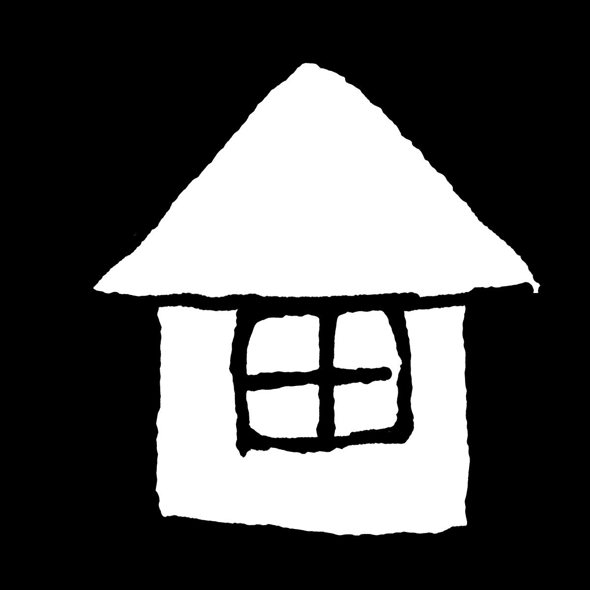 家のイラスト / House Illustration