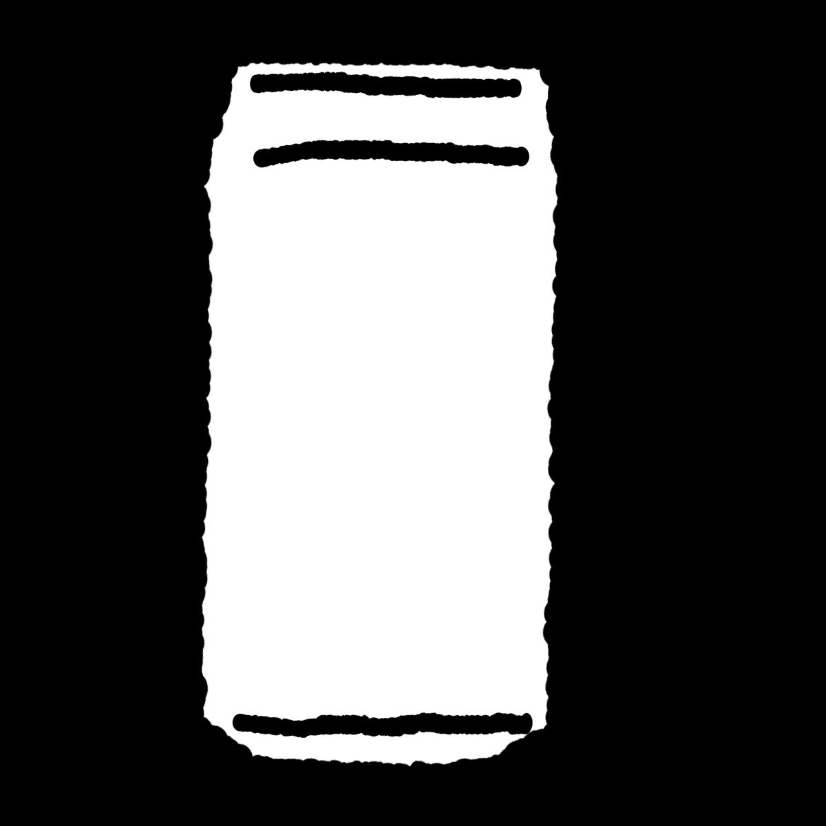 缶ジュースのイラスト / Canned juice Illustration