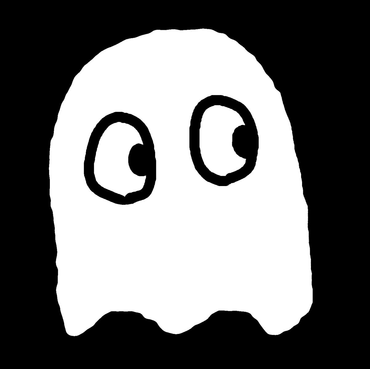 ゲームに出てきそうなおばけのイラスト / Game-style round characters Illustration