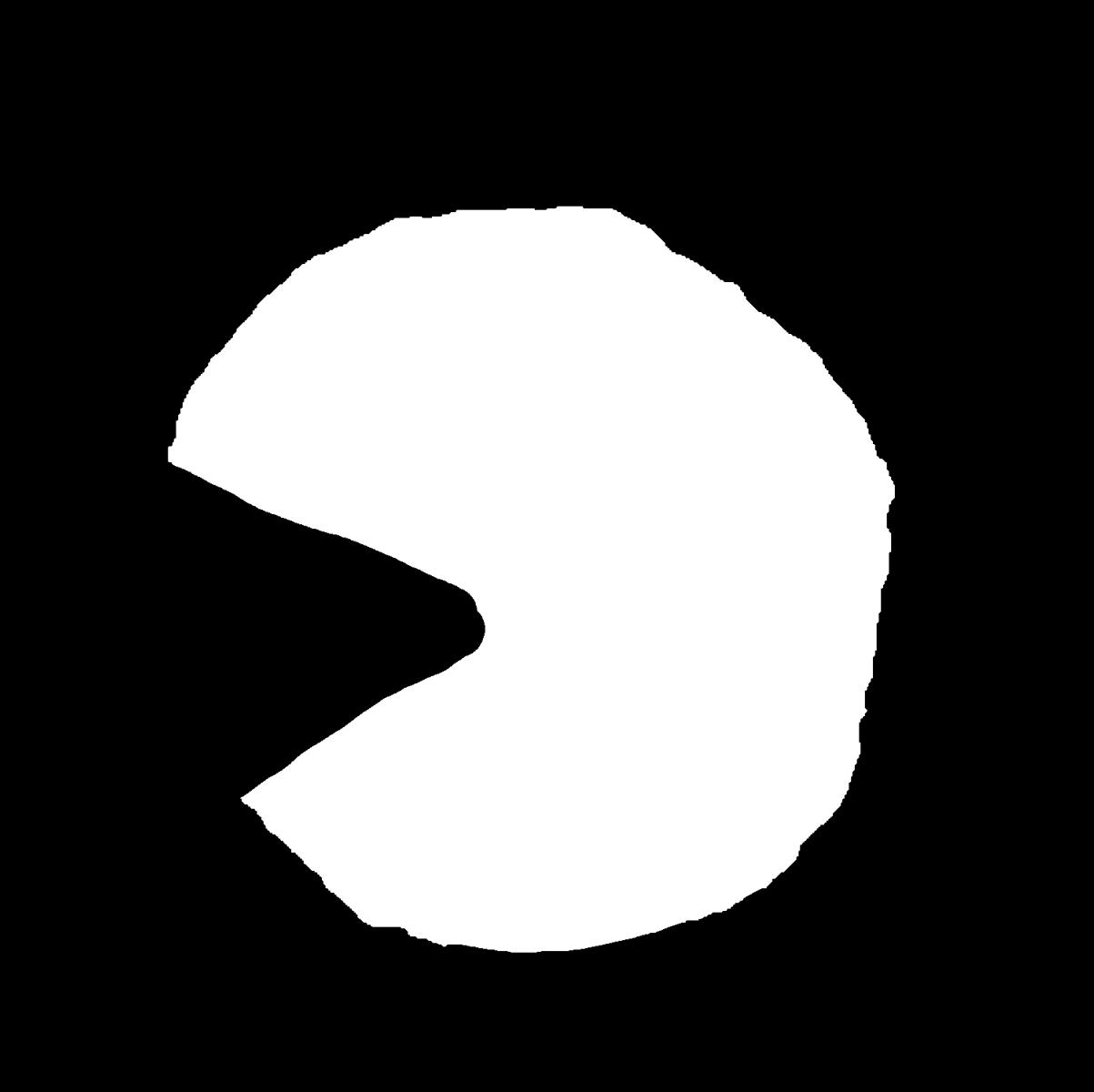 ゲーム風の丸型キャラのイラスト /  Illustration