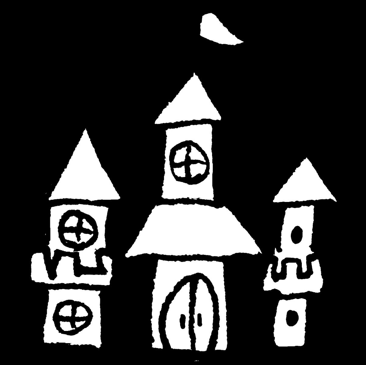 城のイラスト / Castle Illustration