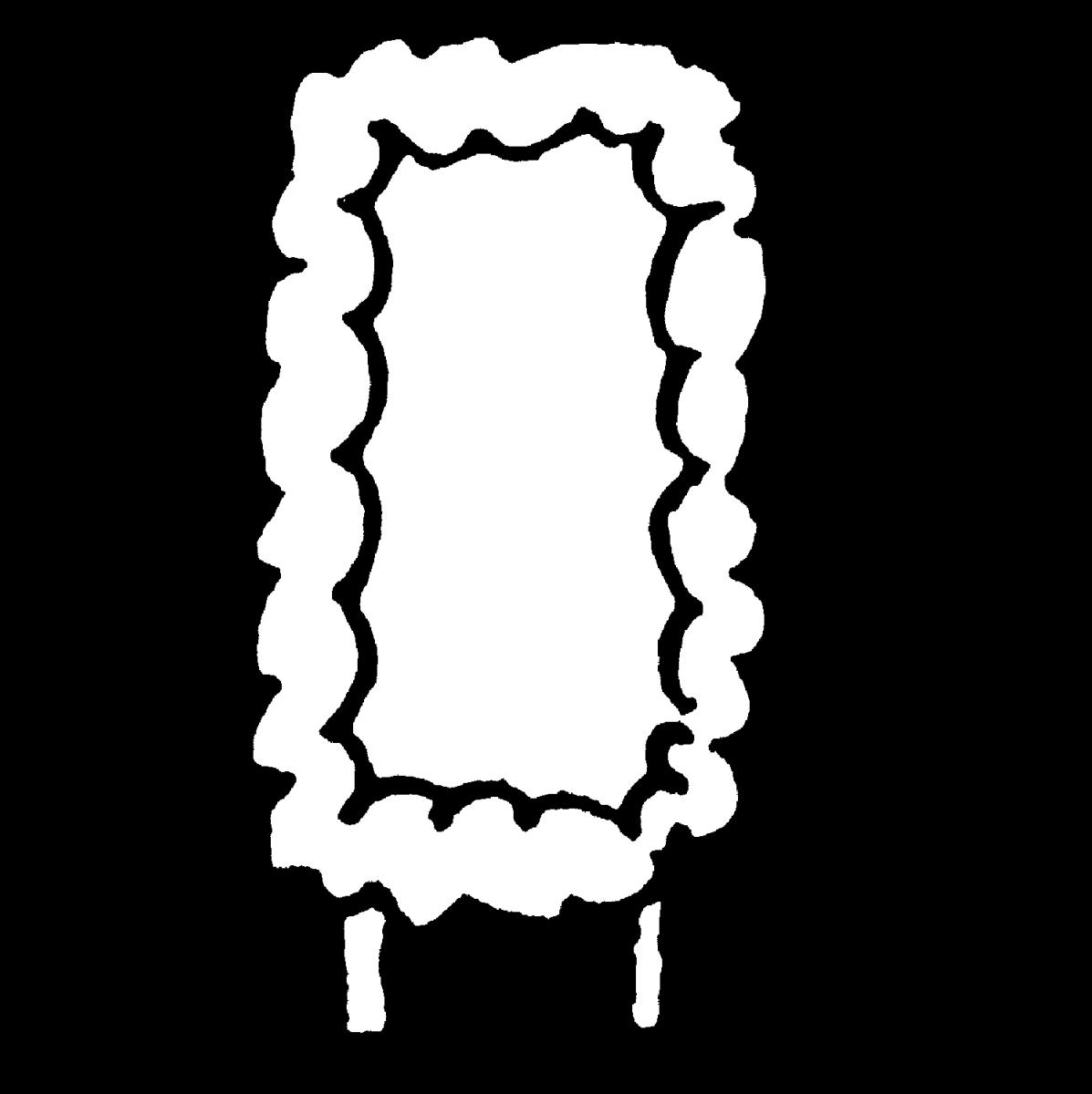 式の看板のイラスト / Ceremony sign Illustration