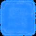 バックグラウンドカラー 青 Background color